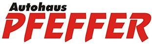 Logo von Autohaus Pfeffer